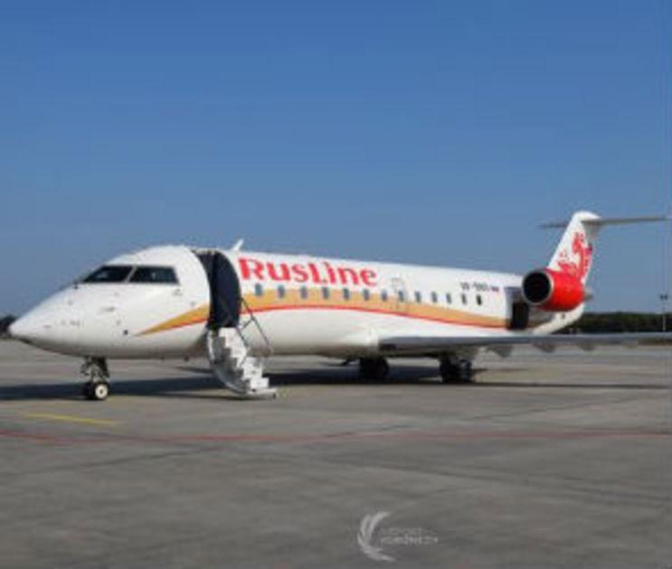 Рейс из Воронежа в Санкт-Петербург задержали в третий раз