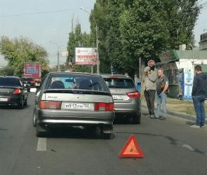 В Воронеже произошло ДТП на улице 45-й Стрелковой дивизии: подробности высняются