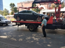 Воронежец лишился автомобиля из-за задолженностей на 300 тысяч рублей