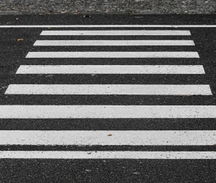В Воронеже на пешеходном переходе сбили 5-летнюю девочку