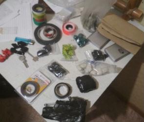 Появилось видео спецоперации по задержанию наркоторговцев в Воронеже