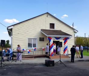 В одном из воронежских микрорайонов открылся новый фельдшерско-акушерский пункт