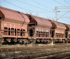 Под Воронежем водитель иномарки врезался в грузовой поезд