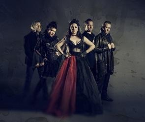 В Воронеже впервые выступит легендарная группа Evanescence