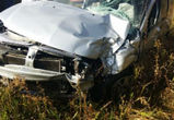 Двухлетняя девочка пострадала в аварии под Воронежем