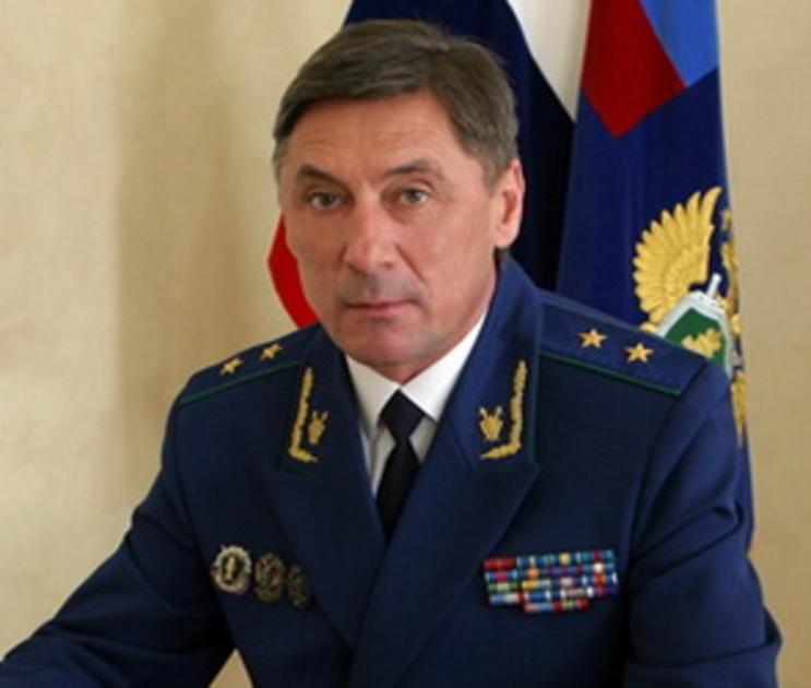 СМИ: воронежский прокурор Николай Шишкин может уйти на повышение