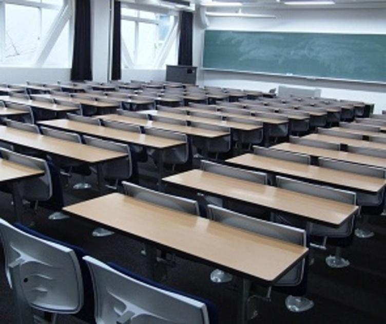 В воронежской школе из-за запаха гари отменили занятия