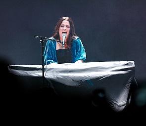 В Воронеже легендарная группа Evanescence показала «особенное шоу»