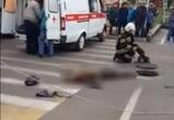 Опубликованы подробности и видео ЧП на Ростовской в Воронеже