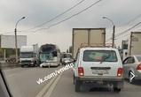 Опубликованы фото, видео и подробности ДТП с автобусами на Остужева в Воронеже
