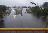 Во время утреннего дождя в Воронеже под воду ушли шесть улиц – видео