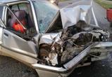 В аварии под Воронежем погибли два человека
