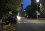 В Воронежской области иномарка сбила ребенка на переходе
