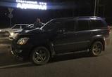 На Московском проспекте элитная иномарка сбила пешехода