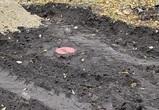 Из-за благоустройства возле школы в Воронеже может произойти взрыв газа