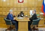 Губернатор Воронежской области выбрал себе нового советника