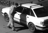 Воронежцев просят помочь с поисками неизвестного, повредившего белую «Ауди»