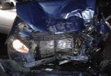 Три человека, в том числе годовалая девочка, пострадали в ДТП под Воронежем