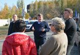 Жители улицы Чеботарева обратились к депутату горДумы с просьбой о помощи