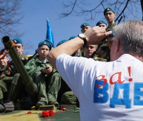 В Воронеже в 2020 году начнут строить музей ВДВ