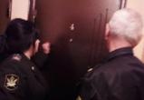 В Воронеже из квартиры выселили незаконно вселившихся супругов
