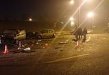 В Воронеже в массовом ДТП с шестью машинами пострадали трое детей