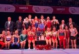 Воронежская гимнастка завоевала серебряную медаль на соревнованиях в Нидерландах