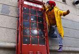 В Воронеже телекоммуникационные шкафы превратили в арт-объекты