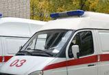 Полиция Воронежа разыскивает водителя, из-за которого пешеход лишился ноги