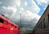 В Воронежской области из-за массового отравления детей остановили поезд