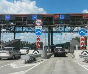 Два пункта оплаты установят на новой трассе в обход воронежского села Лосево
