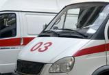 В Воронежской области столкнулись «Лада» и КамАЗ: пострадали два человека