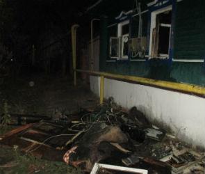 22-летний парень убил двух мужчин и сжег дом с их телами в Воронежской области