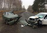 Два ребенка серьезно пострадали в ДТП с иномаркой и ВАЗом в Воронеже