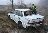 На трассе под Воронежем в столкновении двух машин пострадали два человека