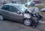 В Воронежской области при столкновении иномарок пострадали две женщины