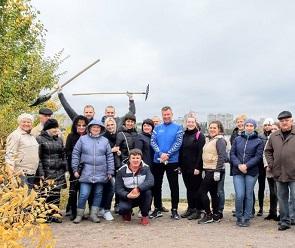 169 тысяч человек приняли участие в месячнике благоустройства в Воронеже