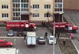 В Советском районе Воронежа сгорел пивной магазин