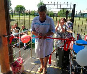 В Воронежской области появилось 8 новых медпунктов
