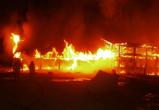 В Воронежской области сгорела часть Ломовского природно-ландшафтного парка