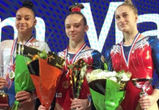 Гимнастка из Воронежа завоевала «золото» на  турнире во Франции