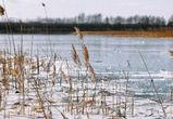 Два человека погибли, провалившись под лед в Воронежской области