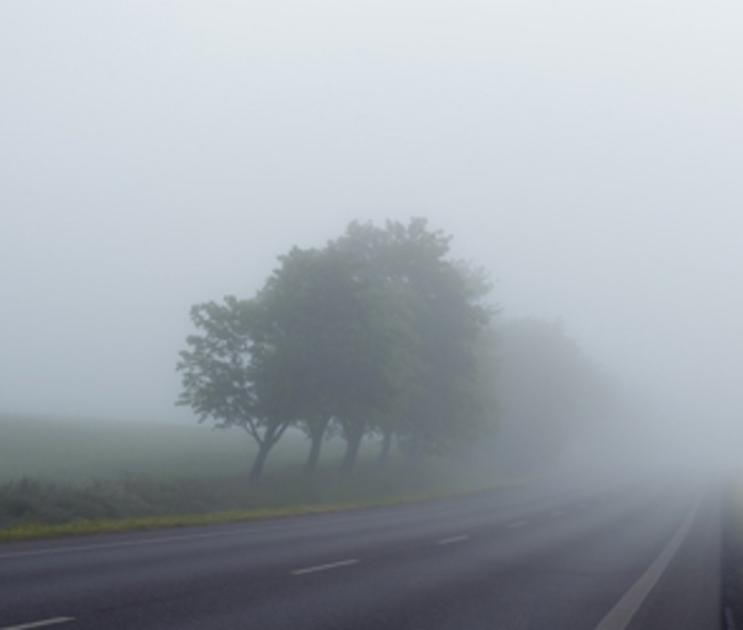 «Замерзающий» туман и гололед ожидаются в Воронежской области