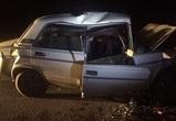 «Пятерка» врезалась в экскаватор в Воронеже: водитель погиб