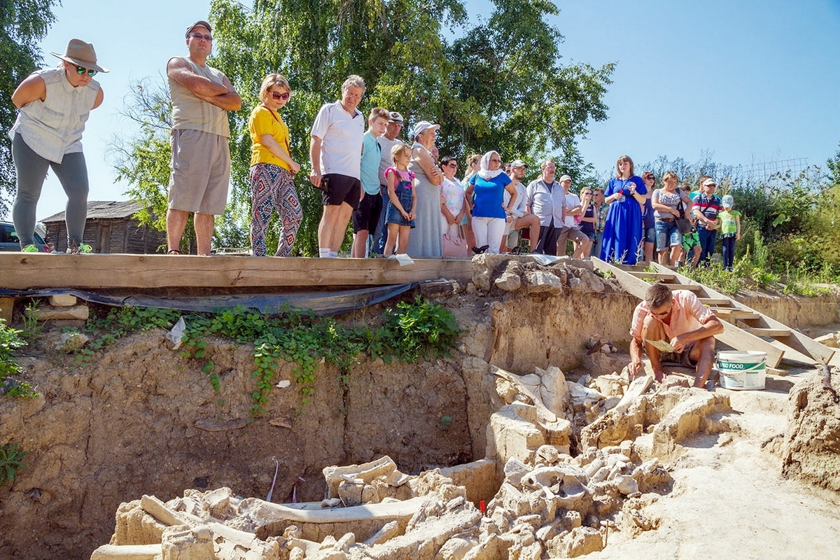 Воронежцев приглашают на бесплатную лекцию по археологии