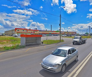 Торговый центр «Народный» на Машмете может пойти под снос