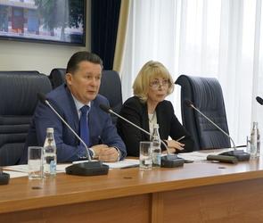 Публичные слушания по проекту бюджета Воронежа