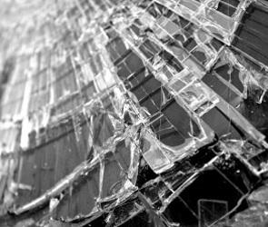В массовом ДТП под Воронежем пострадали два человека