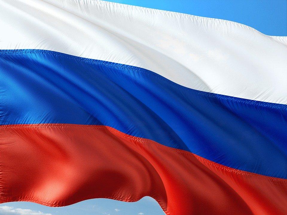 В Воронеже с фасада здания Дома книги сняли флаг с триколором