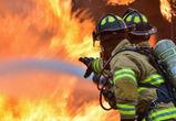 На левом берегу Воронежа произошел пожар в двухэтажном магазине